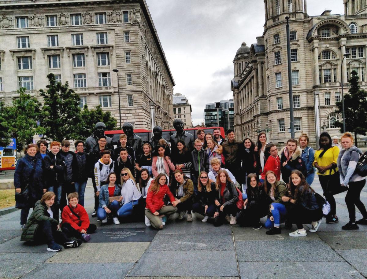 """""""Euroworkers""""- Workshop in Liverpool"""