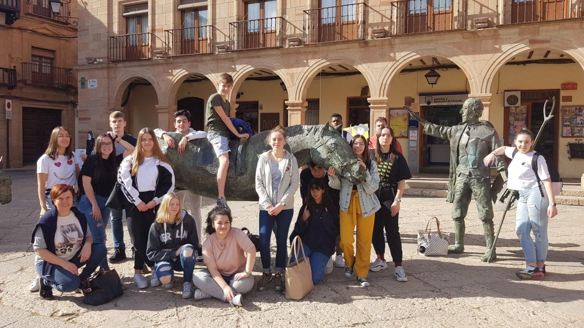 Betriebserkundungsprogramm in Spanien